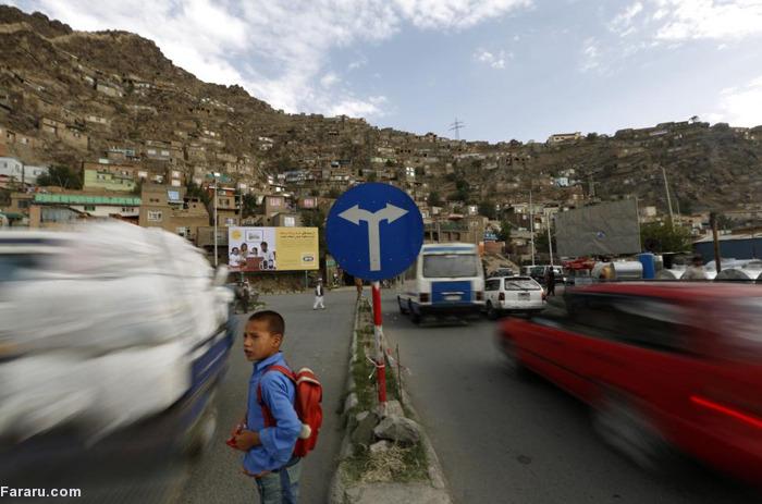 (تصاویر) آموزش رانندگی بانوان در کابل