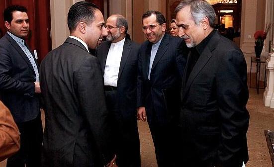 """title:""""سحر نوروززاده کیست؟-http://anamnews.com/"""" alt:""""تریتا پارسی در برابر هیات مذاکره کننده ایرانی"""""""
