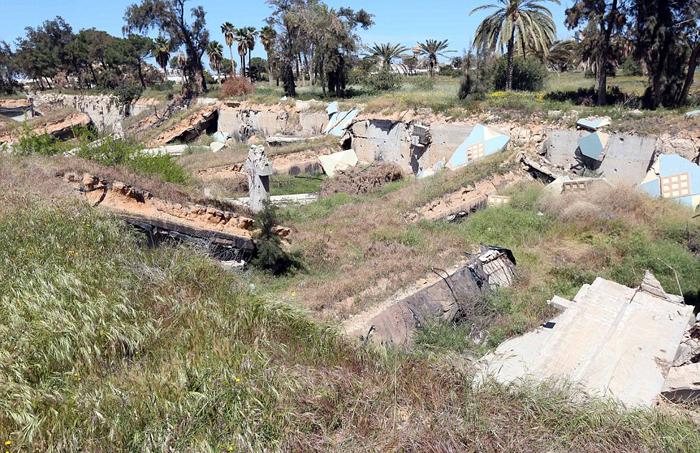 (تصاویر) سرنوشت کاخهای قذافی