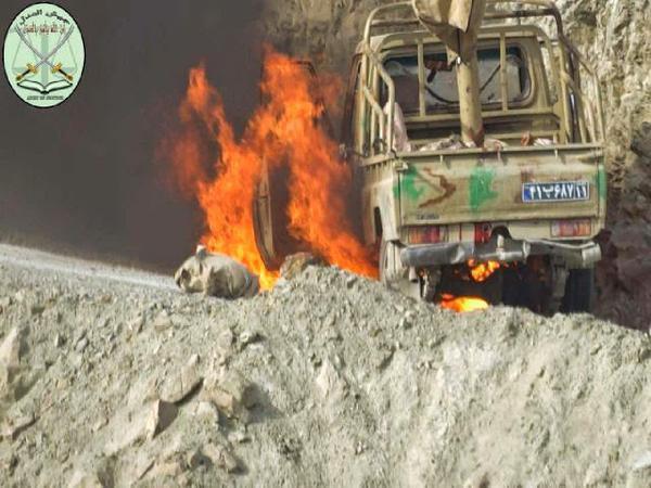 جیش العدل مسول حمله تروریستی در مرز پاکستان