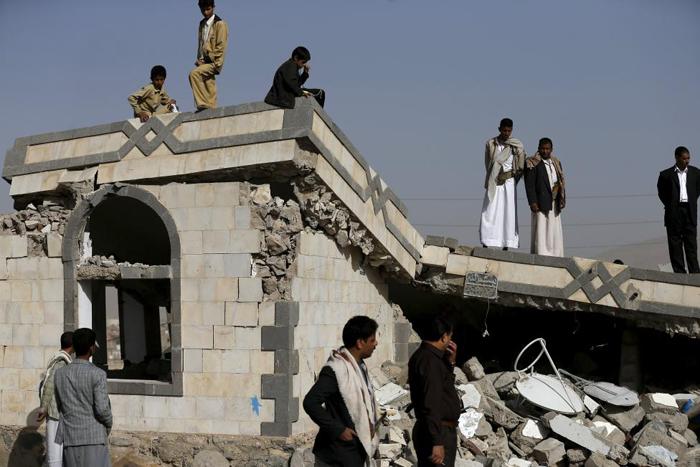 (تصاویر) جنگ در یمن