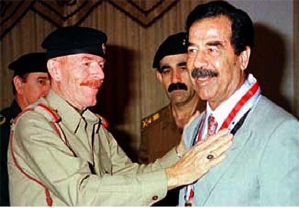 «عزت الدوری» معاون صدام کشته شد