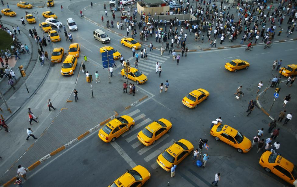 (تصاویر) ده شهر پرترافیک جهان