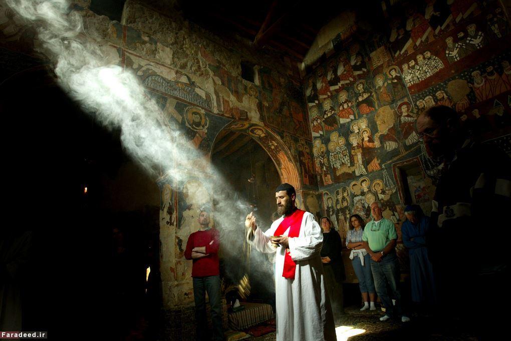 داعش بر سر مسیحیان سُریانی چه آورده است؟