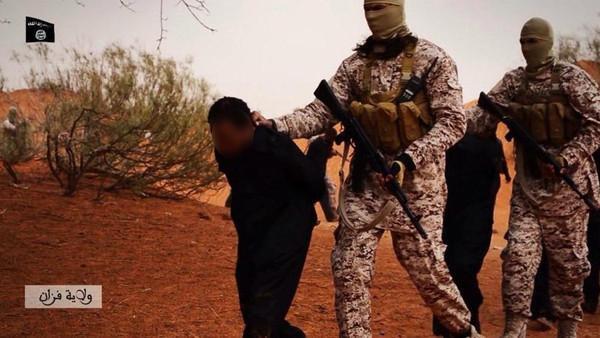 (تصاویر) جنایت تازه داعش علیه مسیحیان