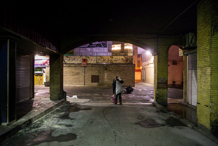 (تصاویر) سوزِ یلدا