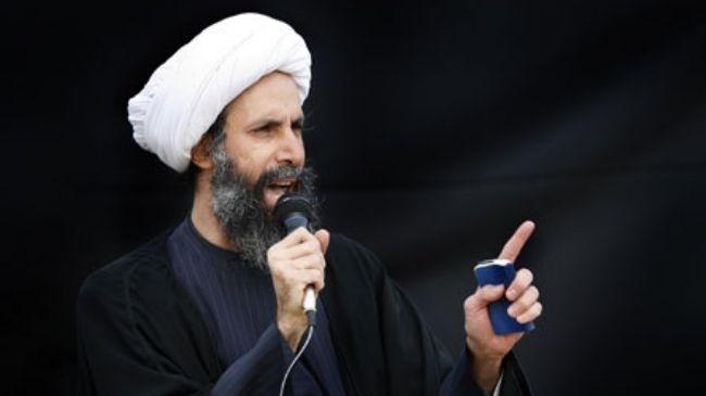 عربستان شیخ نمر را اعدام کرد