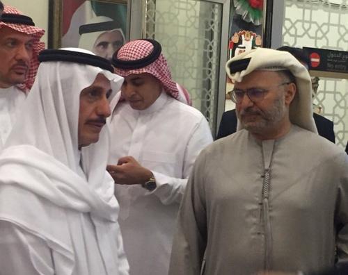 (تصاویر) خروج دیپلماتهای سعودی از ایران