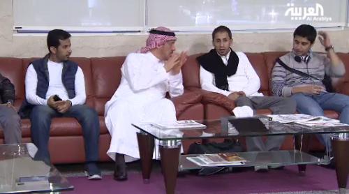 (تصاویر) دیپلماتهای عربستان پس از ترک ایران
