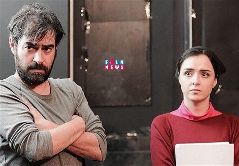 عکس های شهاب حسینی و ترانه علیدوستی در فیلم جدید فرهادی