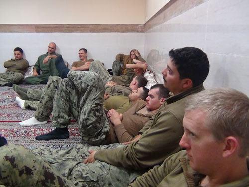 (تصاویر) تفنگداران دریایی امریکا قبل از آزادی