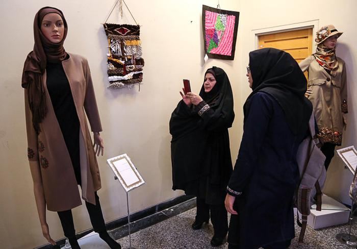 (تصاویر) نمایشگاه مد و پوشش اسلامی