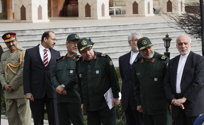 (تصاویر) ورود میانجی ایران و عربستان به تهران