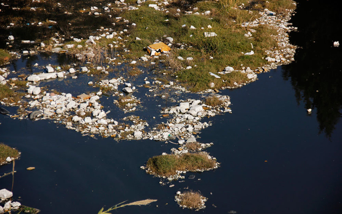 (تصاویر) تپه زباله و فضولات انسانی در گرگان