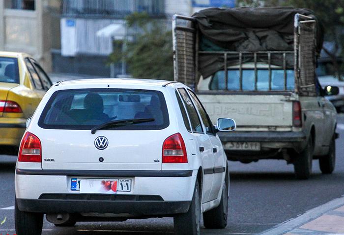 (تصاویر) ترفندهای ورود غیرمجاز به طرح ترافیک