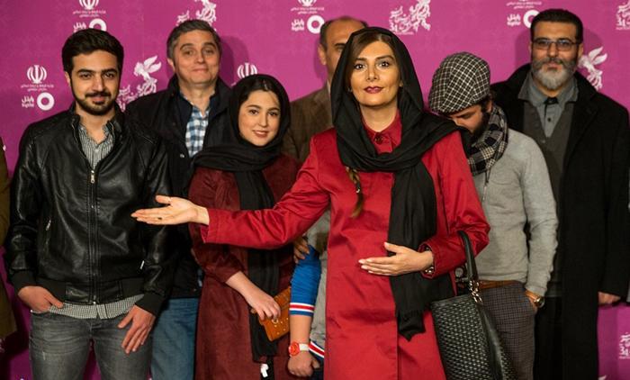 (تصاویر) میهمانان دومین روز جشنواره فیلم فجر
