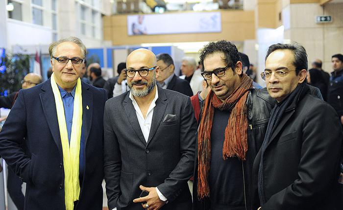 (تصاویر) میهمانان روز پنجم جشنواره فیلم فجر