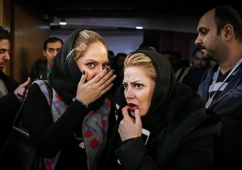 (تصاویر) میهمانان روزششم جشنواره فیلم فجر