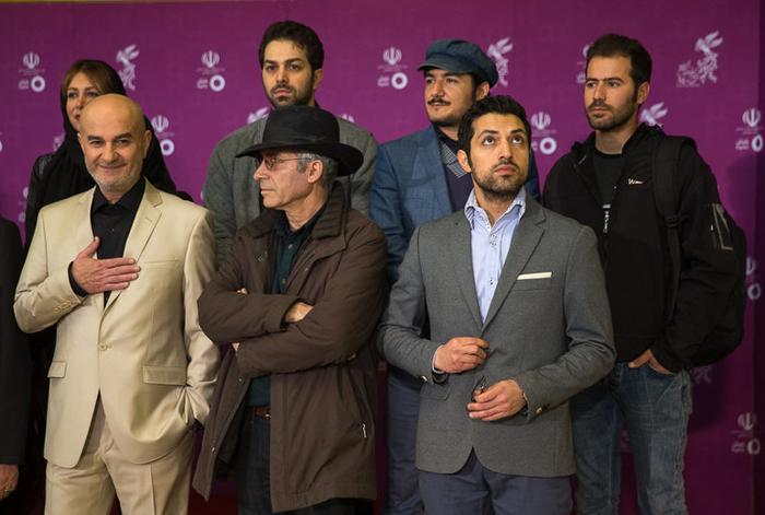 (تصاویر) میهمانان روز هفتم جشنواره فیلم فجر