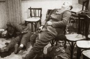 (تصاویر) کودتاچی به دست همرزمش ترور شد