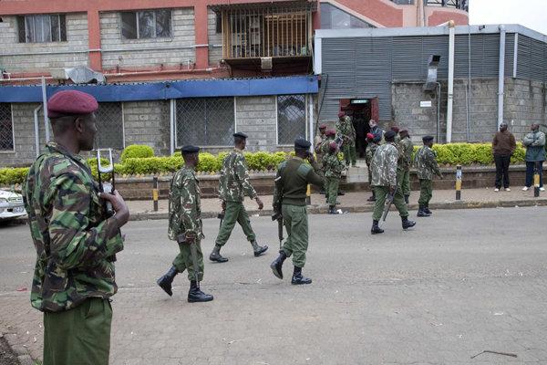 پایان محاصره رستورانی در موگادیشو با 20 کشته