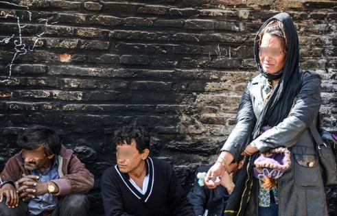 (تصاویر) جمعآوری معتادان پرخطر شیراز