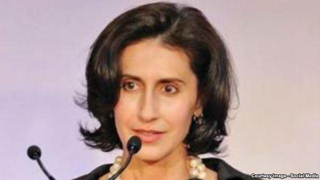 یک زن ایرانی سفیر آمریکا در سوئد شد