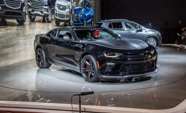 (تصاویر) خودرو های رونمایی شده در نمایشگاه کالیفرنیا