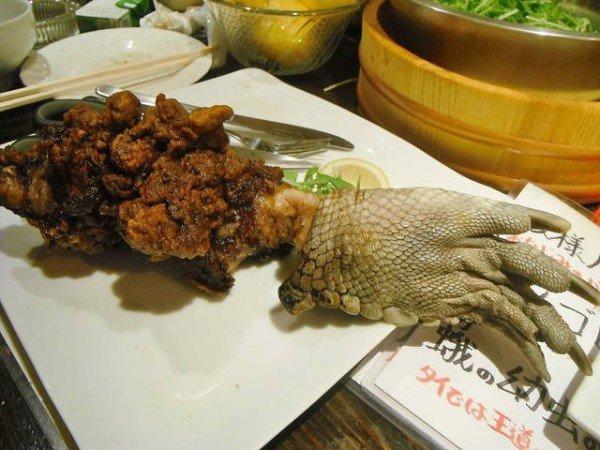 (تصاویر) چندش آور ترین رستوران جهان