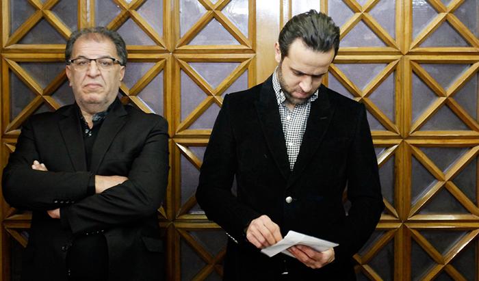 (تصاویر) مجلس ترحیم پیشکسوت استقلال