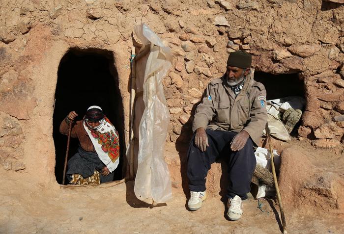 (تصاویر) کوهنشینی طایفهای با ده خانوار