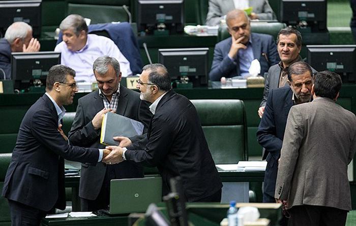 (تصاویر) اولین جلسه مجلس پس از انتخابات