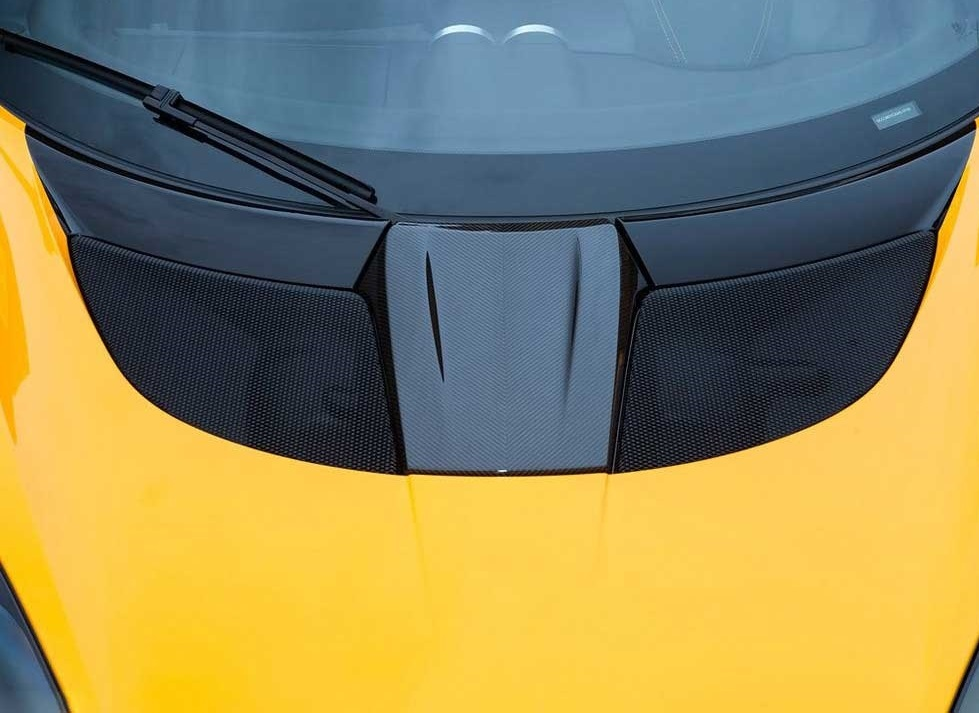 (تصاویر) رونمایی از خودروی زیبای انگلیسی