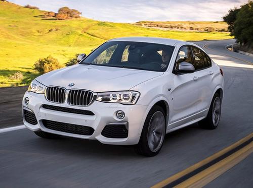 (تصاویر) BMW از X4 M40i رونمایی کرد
