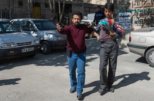 (تصاویر) طرح ضربتی جمع آوری متکدیان کرج