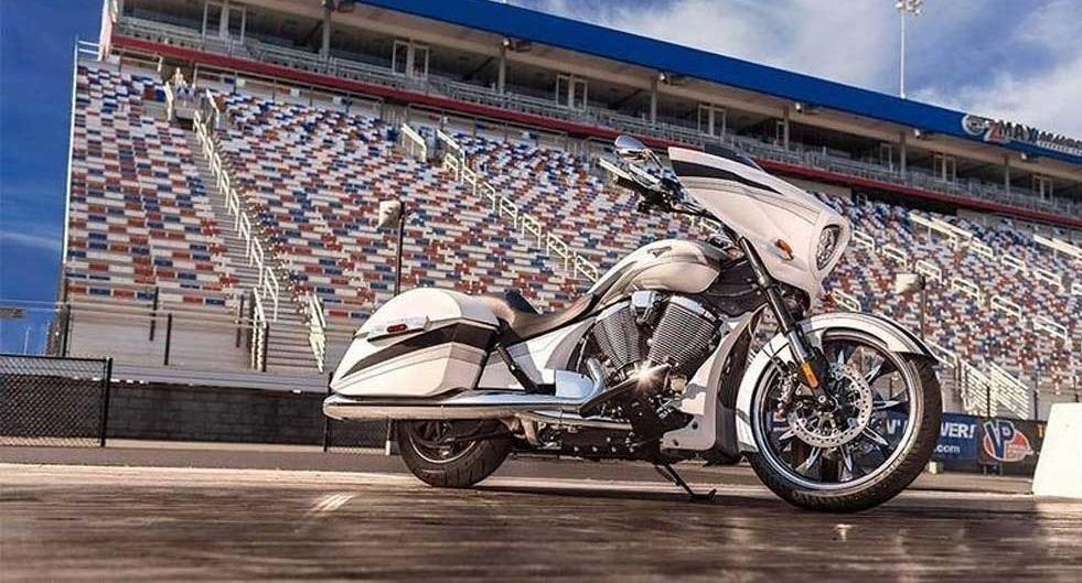 (تصاویر) رونمایی از یک موتورسیکلت جذاب