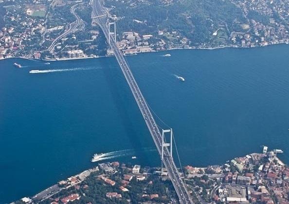 (تصاویر) باشکوه ترین پل های مرزی در دنیا