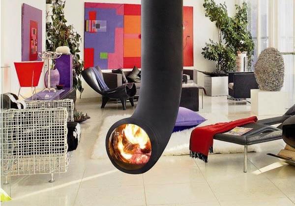(تصاویر) یک دکوراسیون گرم!/ این شومینه های زیبا