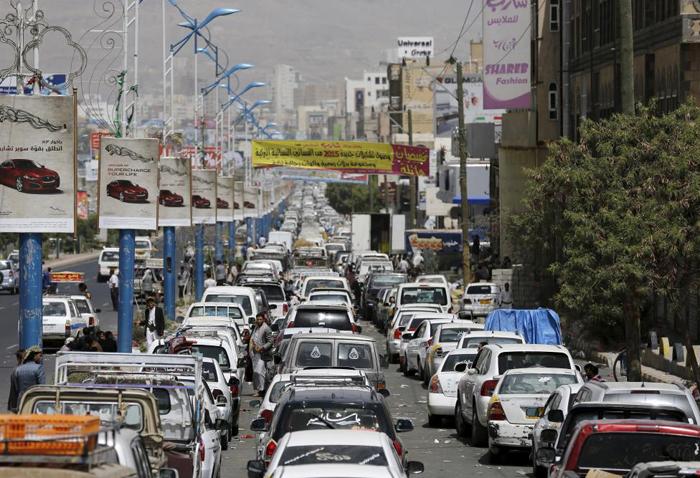(تصاویر) بحران انسانی در یمن