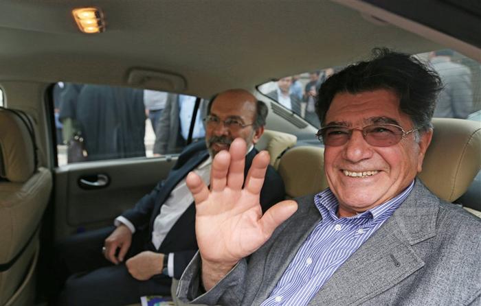 (تصاویر) شجریان در همایش بینالمللی حافظ