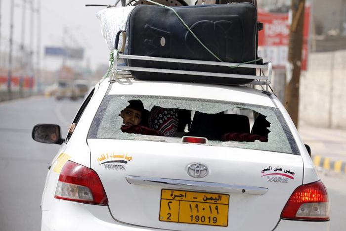 (تصاویر) ادامه جنگ در یمن