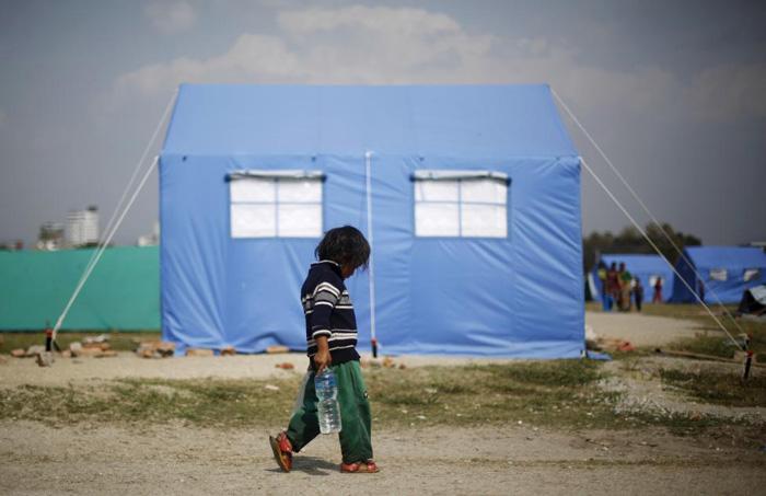 (تصاویر) آخرین وضعیت مناطق زلزله زده نپال