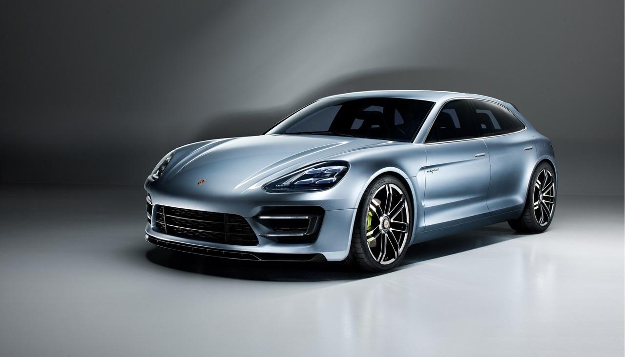 (تصاویر) خودرو جدید پورشه