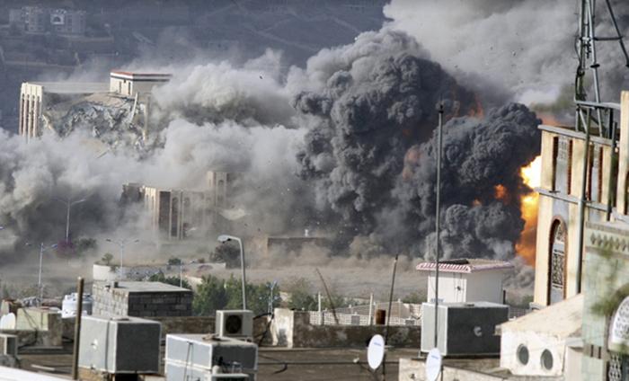 (تصاویر) 40 روز جنگ در یمن