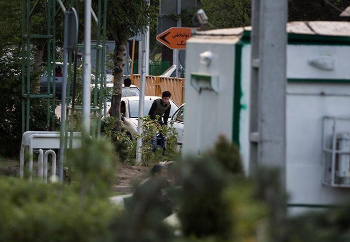 (تصاویر) عملیات دستگیری قاچاقچیان در تهران