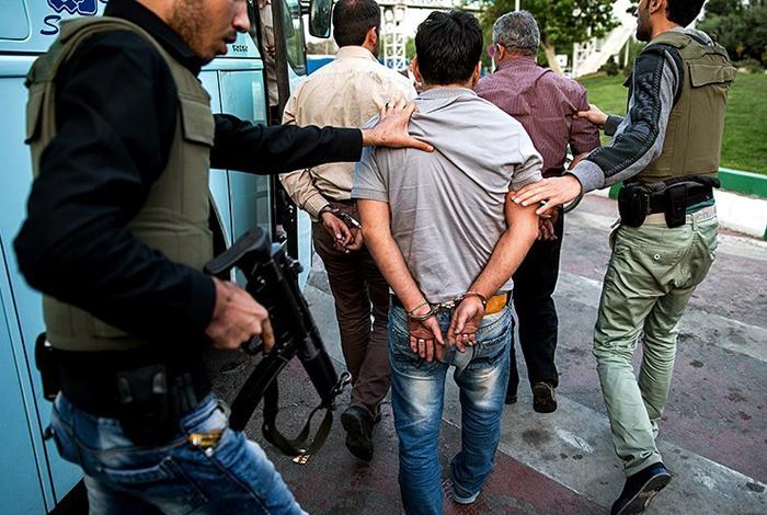 Afbeeldingsresultaat voor دستگیری