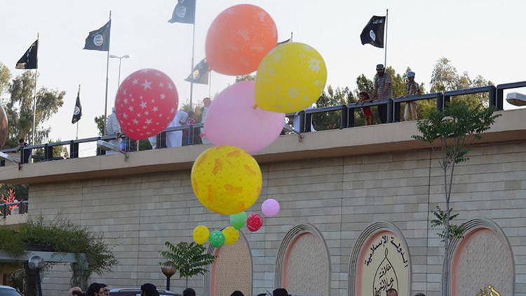 (تصاویر) هتل 5ستاره داعش