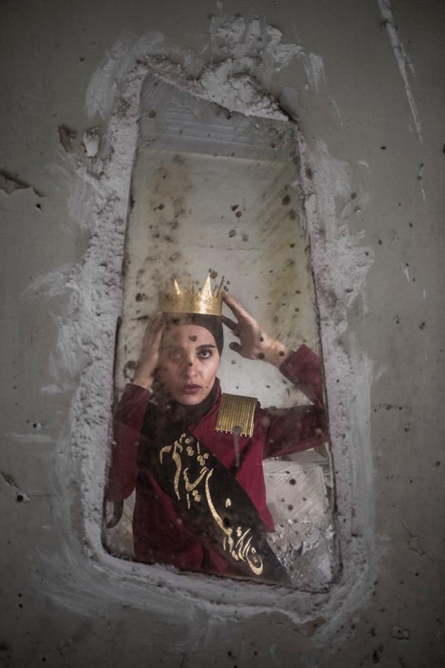 (تصاویر) روایتی از دختران شایسته ایران
