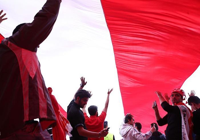 (تصاویر) حواشی دیدار استقلال-تراکتور