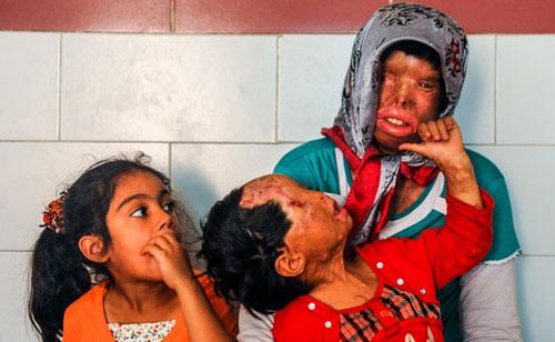 پدر سمیه: خواسته ما اعدام است